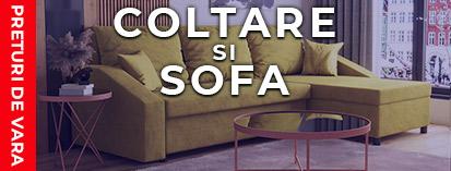 Sofa si canapele la reducere