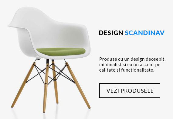Mobila design scandinav