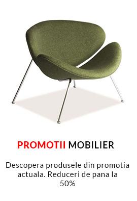 Reduceri si promotii mobilier modern